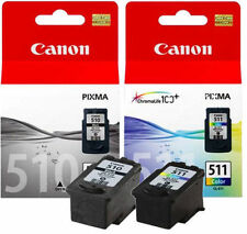 Refill Canon 510 Black PG-510 + Canon 511 Colour CL-511For MP240 MP250 MP252 Ink