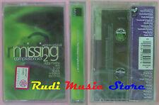 MC THE MISSING COMPILATION VOL.2 ziggy marley stex b-zet SIGILLATA cd lp dvd vhs