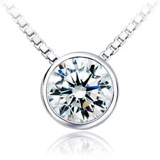 "ViVi ""H & A "" Signity Star Diamond Pendant 3092 Birthday gift for her"