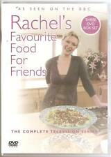 RACHEL'S ALLEN FAVOURITE FOOD FOR FRIENDS 3 DVD BOXSET
