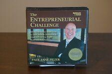 The Entrepreneurial Challenge by Paul Zane Pilzer - 8 CD Audiobook