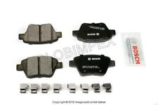 AUDI/VW A3 QUATTRO BEETLE EOS GOLF (2005-2016) Brake Pad Set REAR BOSCH QUIETC