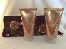 AVON Mark 'Jewel Shine'  Body Lotions and Sequined Clutch - NEW!