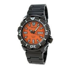 SEIKO Watch Divers watch Orange 200m Waterproof mechanical type SZEN009 Men's