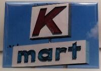 Red KMART Retail Store Employee Lanyard