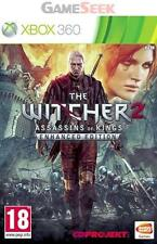 Der Hexer 2-Killer of Kings-Enhanced Edition-Xbox 360 BRANDNEU