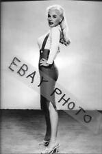 "MAMIE VANDOREN HOLLYWOOD SEX SYMBOL 4"" X 6"" NUDE/RISQUE PHOTO PRINT  #42"
