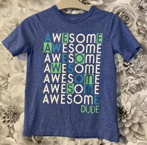 Boys Age 4-5 Years - Oshkosh Summer T Shirt