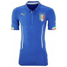 PUMA Italien heim Trikot WM 2014 blau Herren L