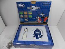 FOX Sports 7 in 1 Plug n' Play-w Box-Sports Video Game w Controller