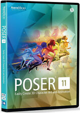 Smith Micro Poser 11 New Retail Box - PSR11HDVD
