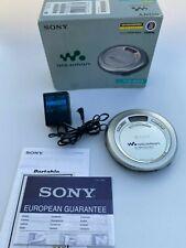 SONY DISCMAN  D-EJ623 CD WALKMAN - G-Protection JOG PROOF