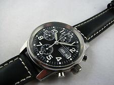 ZENO Flieger-Chronograph Handaufzug Valjoux 7760