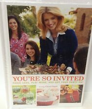 You're So Invited Party Book by Cheryl Najafi NEW