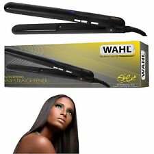 Wahl Ceramic Salon Styling Afro Hair Straightener with LCD Display - ZX866