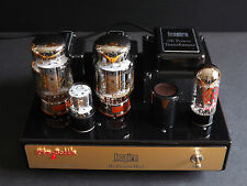 New listing  Stereo Tube Amplifier Inspire by Dennis Had Kt88 Tube Single Ended Amplifier