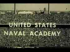 1963 Naval Academy Football Highlights ROGER STAUBACH  Sound DVD   Free Shipping