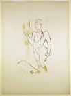 Mary Hamilton Original 1893 Lithograph by Henri de Toulouse-Lautrec Wittrock 21