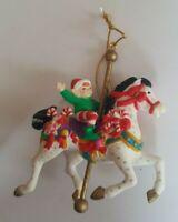 Vintage 1991 National Rennoc Christmas Ornament - Elf