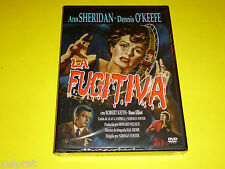 LA FUGITIVA / WOMAN ON RUN Norman Foster - English Español DVD R ALL Precintada