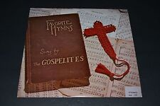 Favorite Hymns Sung By The Gospelites~Private Press Christian Xian