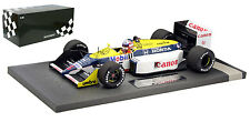 Minichamps Williams FW11B #5 Ganador GP británico Nigel Mansell escala 1/18 de 1987