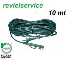 CAVO ALIMENTAZIONE ORIGINALE VORWERK FOLLETTO VK 140-150 10 MT RICAMBIO ORIGINAL