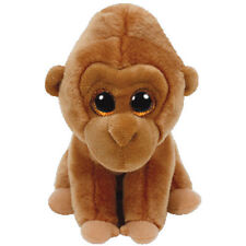 TY Beanie Baby - MONROE the Orangutan (6 inch) - MWMT's Stuffed Animal Toy