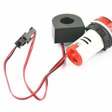 Voltage/Current Meter 22MM AC 60-500V 0-100A LED Voltmeter Indicator Ammeter