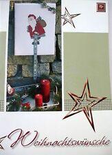 """Stickvorlage von TF Stickdesign """" Weihnachtswünsche """" Kreuzstich"""