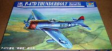 Trumpeter 1/32 P-47D Thunderbolt Dorsal Fin