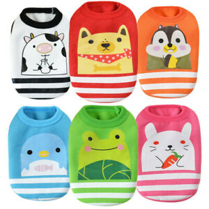 XXXS XXS XS Small Puppy Dog Coat Pet Clothes for Chihuahua Teacup Cat Yorkshire