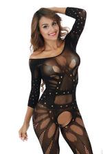 Sexy Lingerie Fishnet Body stockings Dress Underwear Babydoll Sleepwear