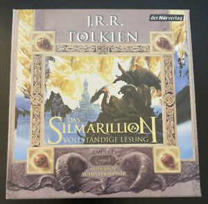 ** Das Silmarillion * Tolkien * Hörbuch * MP3 * Ungekürzt * Achim Höppner **