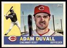 2017 Topps Archives Adam Duvall #89 Cincinnati Reds
