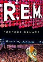 R.E.M.:Perfect Square(DVD, 2004) Live music concert performance Wiesbaden Rare