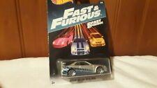 Hot Wheels Fast & Furious Nissan Skyline GT-R (R34) B2