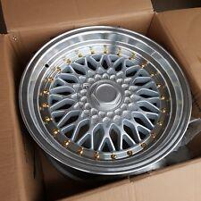 4x Dare RS Alloys 17x8.5 5x100/120 et30   Different CB 1x 72.6 3x 73.1 See Desc