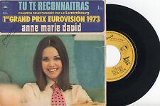 "ANNE MARIE DAVID ► TU TE RECONNAITRAS - EP 45 Trs / 7"" Vinyle - EUROVISION -1984"