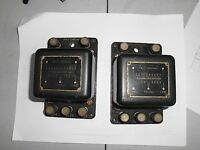PR Western Electric Early Rep Transformers