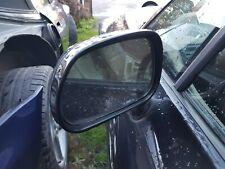 GENUINE BMW Z3 Nearside / Passenger Side Wing / Door Mirror - Cosmos Black