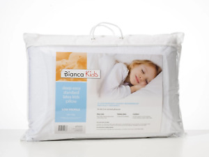 Sleep Easy Talalay Latex Kids Pillow Low - Soft by Bianca