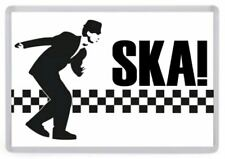 Ska Rude Boy Dance Music 80s 90s 2Tone Retro Reggae Soul Unisex Tshirt T-Shirt