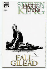 DARK TOWER, FALL of GILEAD - #1B Richard Isanove VARIANT Cover - RARE!! NM- 9.2