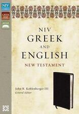 Greek and English New Testament-NIV by John R Kohlenberger III NEW  EB4