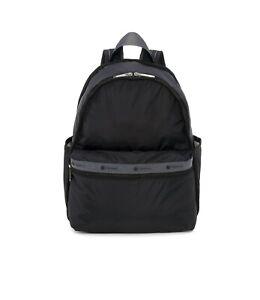 LeSportsac Heritage Jet Basic Backpack/Rucksack, Heritage Collection, 2 Tone NWT