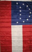 Civil War CSA Robert E Lee Head Quarters FLAG Historical 3'x5' Feet Historic