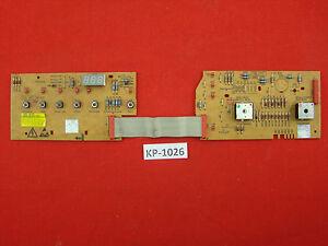 Electronic Ako 546 291 Bshg Bosch Siemens Lavatrice #KP-1026