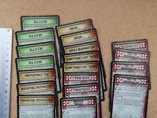 TENSION DECK  CARDS /B-FILES / RESIDENT EVIL 2 STEAMFORGED M45