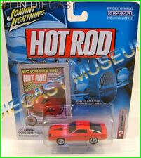 1982 '82 CHEVROLET CHEVY CAMARO Z28 HOT ROD MAGAZINE JL JOHNNY LIGHTNING DIECAST